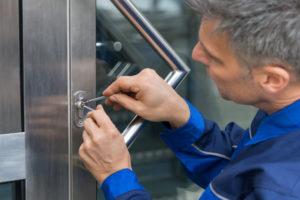 calling a locksmith
